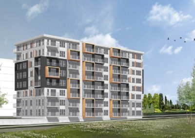 Image 3d de l'édifice